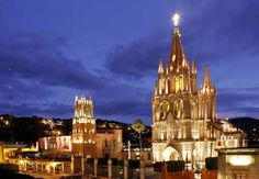 Guanajuato Cathedral, Mexico