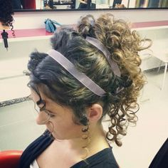Peinado grecia
