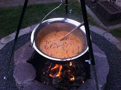Kessel-Gyrossuppe | Fleisch Rezept auf Kochrezepte.de von StyleShock