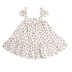 Little Fashion Gallery loves this adorable baby dress by Little Marc Jacobs!