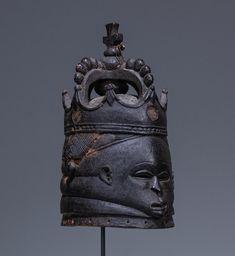 Sierra Leone, Queen Victoria, Tribal Art