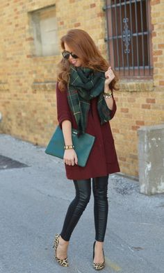 Bundled Up - Jimmy Choos & Tennis Shoes