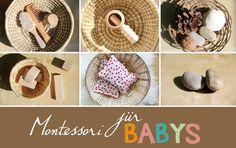 Eltern vom Mars: Wie fördere ich mein Baby nach Montessori?