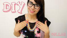 crea tu accesorios, accesorios faciles, como hacer collares, ideas para collares, collares de colores, hazlo tu, diy, do it yoursel, tutorial, tips, manualidades