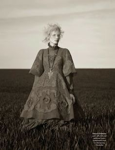 Virginia Woolf style dress