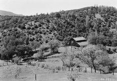 California History - Calaveras County - Melones - 1934