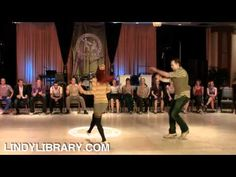 International Lindy Hop Championships 2011 -  Great styling!  Very inspirational!