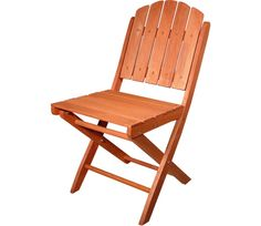Bluebell folding chair