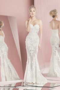 zuhair-murad-patsy-strapless-sweetheart-beaded-lace-fit-and-flare-trumpet-mermaid-wedding-dress-princess-grace-inspired-timeless-bridal-gowns-dimitras-bridal-couture