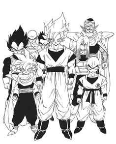 Dbz Manga, Manga Dragon, Manga Art, Dragon Ball Gt, Anime Echii, Anime Comics, Akira, Series Manga, D Mark