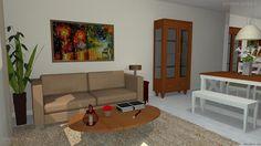 fotos de cozinhas planejadas pequenas Projetos 3D móveis decoração interiores