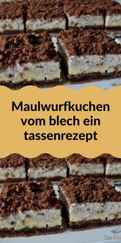 Czech Desserts, Sweet Desserts, Sweet Recipes, Baking Recipes, Dessert Recipes, Czech Recipes, Sweets Cake, Holiday Baking, Yummy Cakes