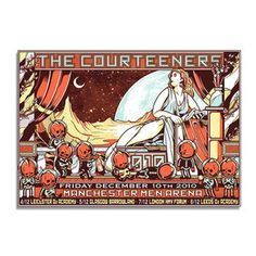 Official merchandise from Courteeners. How To Better Yourself, Manchester, Graphic Design, Baseball Cards, Music, Room, Stuff To Buy, Muziek, Rooms