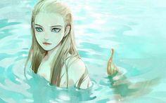 mermaids drawings - Pesquisa Google