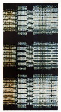 Frank Connet Shibori Artwork