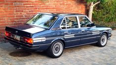 Learn more about BaT Exclusive: Pristine 1981 BMW Dietel Alpina on Bring a Trailer, the home of the best vintage and classic cars online. Bmw Classic Cars, Classic Cars Online, Online Cars, Bmw E21, Bmw Autos, Bmw Alpina, Benz Car, Bmw Series, Bmw Motorcycles
