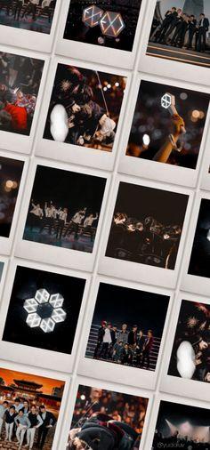 Exo Wallpaper Hd, Baekhyun Wallpaper, Aesthetic Desktop Wallpaper, Cute Wallpaper Backgrounds, Galaxy Wallpaper, Cute Wallpapers, Exo Chen, Exo Kai, Exo Chanyeol