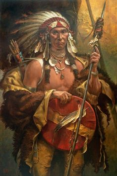 """July 18 """"Our fathers gave us many laws which they had learned from their fathers. These laws were good.""""--Chief Joseph, NEZ PERCE Oh Great Spirit, teach me the laws of the unseen world. Today I pray You open my eyes so I can better see the Red Road. Native American Ancestry, Native American Warrior, Native American Paintings, Native American Pictures, Native American Quotes, Indian Pictures, Native American Artists, American Indians, Native Indian"""