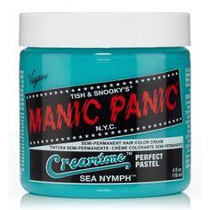Sea Nymph Manic Panic Creamtone Haarfarbe