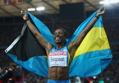 Debbie Ferguson-McKenzie is a Bahamian sprint athlete who specializes in the 100 and 200 metres