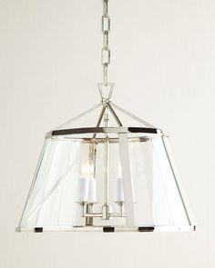Darlana 4-Light Pendant by Visual Comfort at Neiman Marcus.