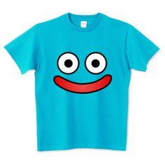 【K-0004】DQモンスター風Tシャツ | デザインTシャツ通販 T-SHIRTS TRINITY(Tシャツトリニティ)