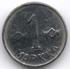 Finland 1 Markka 1955 Veiling in de Finland,Europa (niet of voor €),Munten,Munten & Banknota's Categorie op eBid België