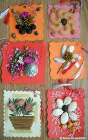 Imagini pentru martisoare confectionate de copii Christmas Crafts For Kids, Fall Crafts, Diy And Crafts, Arts And Crafts, Painting Activities, Activities For Kids, Jute Crafts, Paper Crafts, Seed Art
