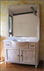 mobile bagno shabby chic mobili in legno nei colori che ami