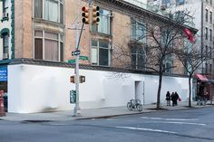 SO-IL shrink wraps NY's storefront for art and architecture