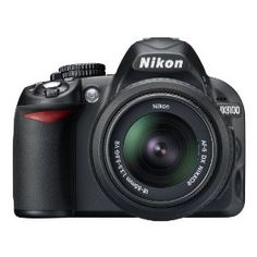 Nikon D3100 14.2MP Digital SLR Camera with 18-55mm f/3.5-5.6 AF-S DX VR Nikkor Zoom Lens Price:$599.00 & this item ships for FREE with Super Saver Shipping