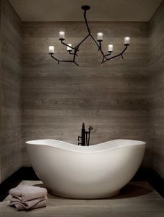 Snowdays Residence - contemporary - bathroom - other metro - by Locati Architects