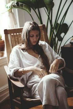 The relaxed linen and cotton bohemian products can be well-produced, high quality, and still be on trend