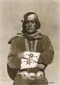 Patricio Calabaza, Santo Domingo Pueblo, New Mexico