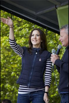 Royals & Fashion: Course contre l'intimidation, Aarhus