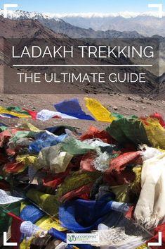 Ladakh trekking guide. Everything you need to know to plan, organize and enjoy a trek in Ladakh, India. Includes which trek to choose, how to find a trekking agency and guide, when to go, what to pack, and how to get there.   Uncornered Market  #trekking #indiatravel  #ladakh
