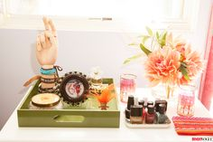 Tour Style Blogger Stella Dorothy's Dreamy Bedroom teen vogue my room