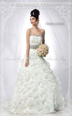Edward Teng Spring 2013 Bridal Collection