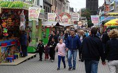 Duisburg: Ab 2017 wird die Beecker Kirmes im Juli stattfinden