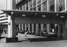 station Rotterdam Centraal stationsgebouw III (1958)