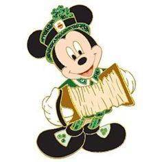 Mickey Mouse Saint Patrick's Day Animated Gifs Gallery and Disney Mickey Mouse Saint Patrick's Day, Mickey Mouse Saint Patrick's Day cartoons, Disney Mickey Mouse, Mickey Mouse Y Amigos, Mickey Mouse And Friends, Disney Trading Pins, Disney Pins, Animated Disney Characters, Cartoon Characters, Disney Classroom, Walt Disney Animation
