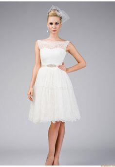 Vestidos de noiva Novia Blanca Gladys 2014