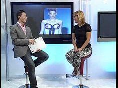 """Reportaje sobre el III Concurso de Jóvenes Diseñadores del Atlántico (2010) en """"El Día TV"""""""