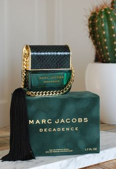 Marc Jacobs Decadence | Lifestyle by Linda