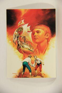 L011015 Boris Vallejo 1992 Card / Steve - 1976 - Card #18 / ARTWORK