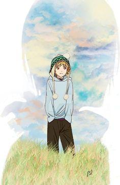 Yukine and Yato Girls Anime, Anime Guys, Fanart, Death Note, Yukine Noragami, Chibi, Yatori, Beautiful Artwork, Maid Sama