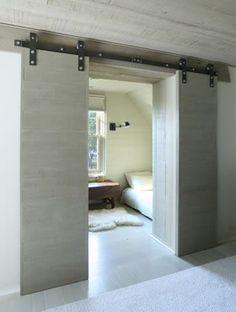 Floor Mounted Sliding Door Track For Glass Doors Idea 4