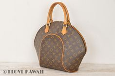 Louis Vuitton Monogram Ellipse MM Hand Bag M51126