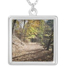 Consecration Walk - Albany Rural Cemetery Necklace