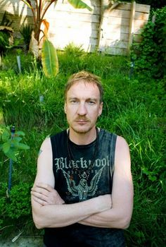 David Thewlis (more auburn than ginger, but I have always really liked him)